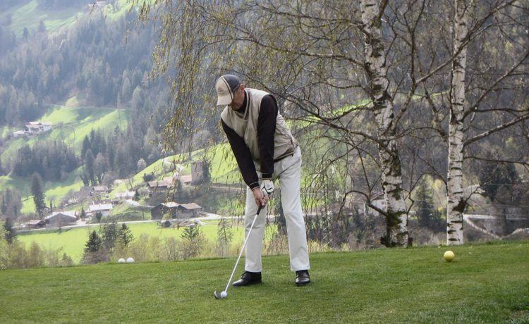 Golf in Passeier