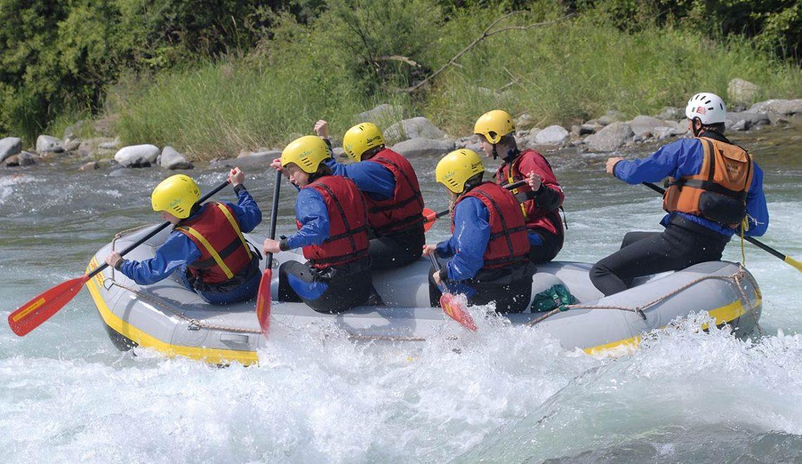 Passer Rafting