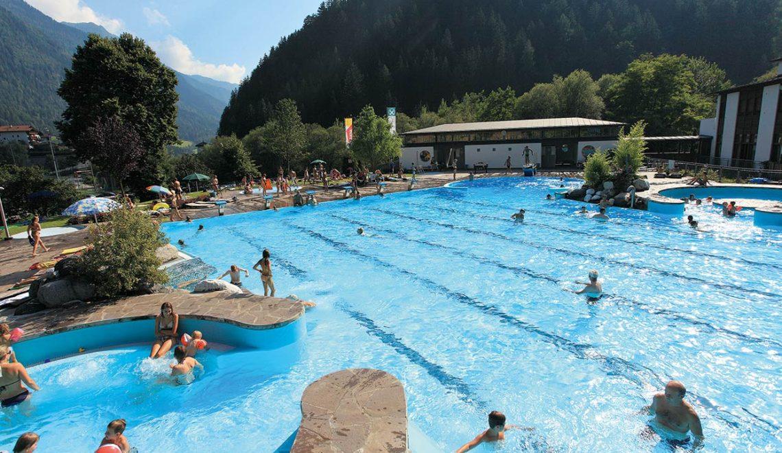 Schwimmbad Passeier