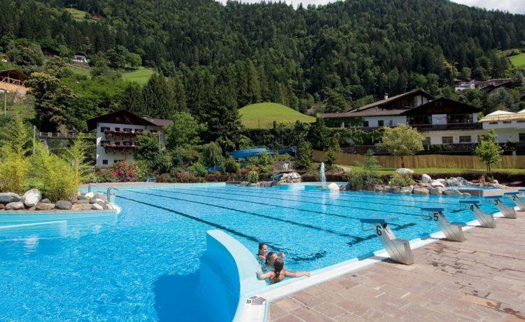 Schwimmbad St. Leonhard in Passeier