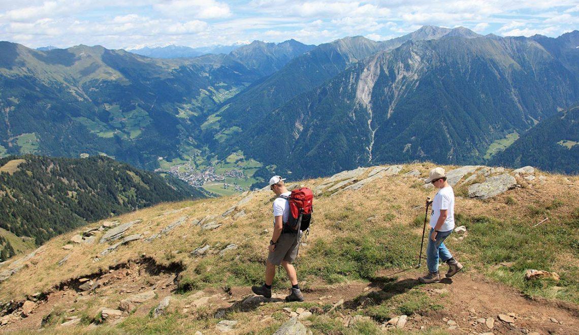 Wandern in Passeiertal