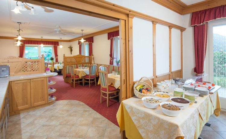 Hotel Mondschein Speisesaal
