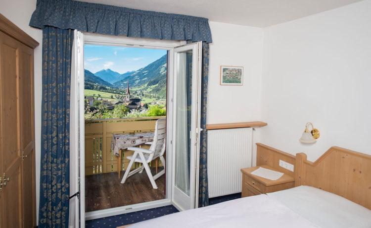 Doppelzimmer Blick Passeiertal