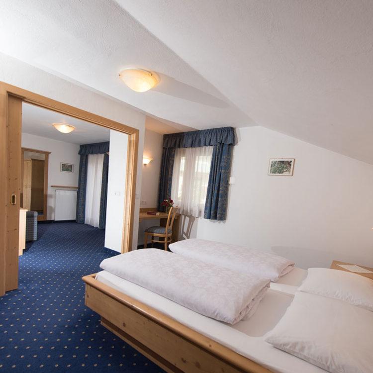 Hotel Mondschein Familienzimmer