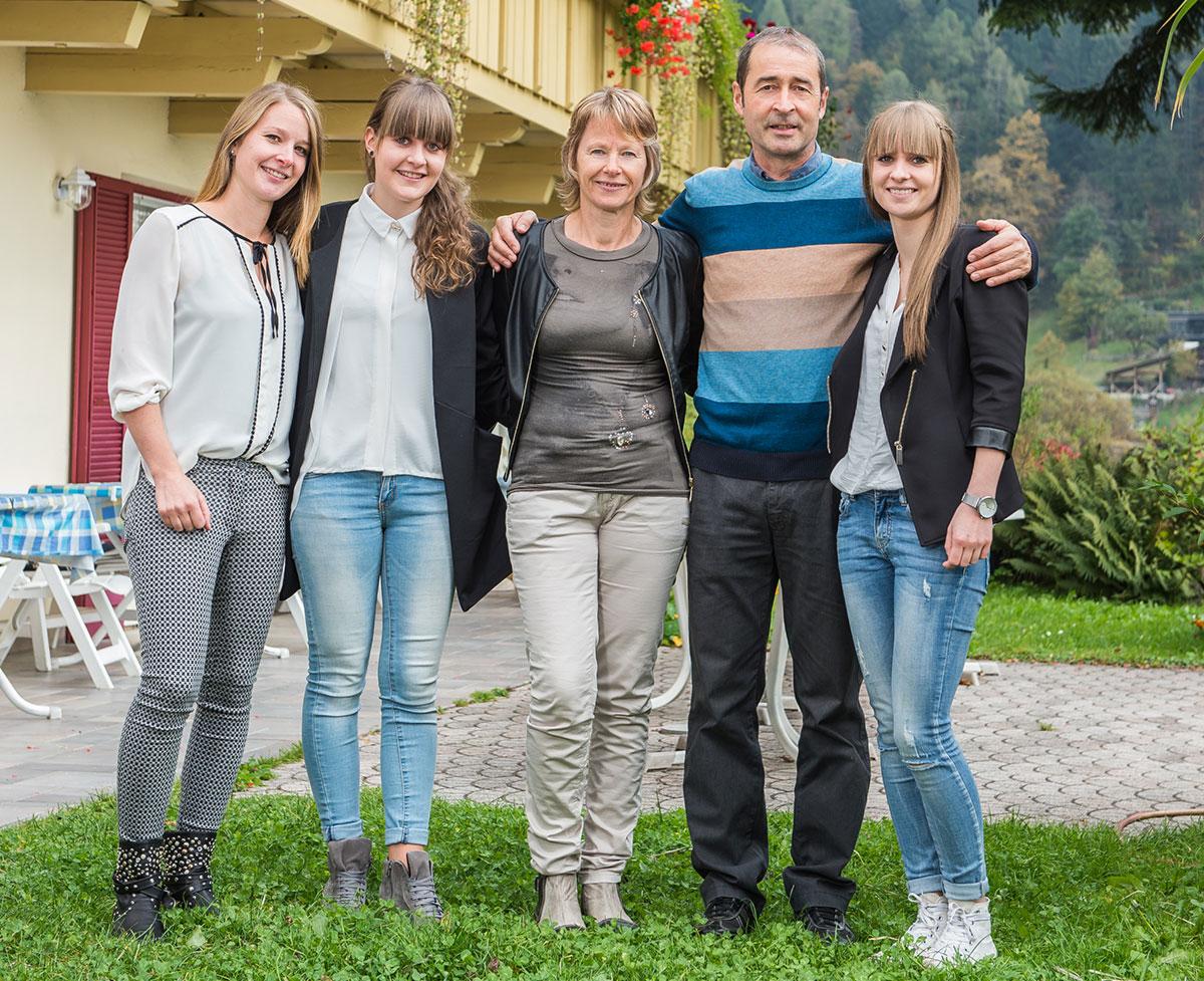 Hotel Mondschein Passeiertal Familie Hofer